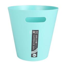 茶花 极简垃圾桶-S 3.6L 1526