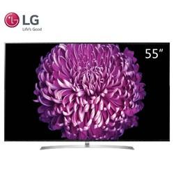 LG电视OLED55B7P-C 55英寸 OLED超高清智能液晶电视 主动式HDR