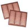 巴巴罗莎(babaluosha) 双眼皮贴 玫瑰金款 240回 (自然隐形 粘性好 透明透气防水) 9.9元