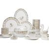 瓷犀陶瓷 碗碟套装 60件 488元包邮(需用券)