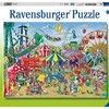 Ravensburger 欢乐狂欢节 - 300片 拼图 73.26元