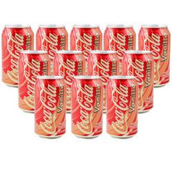 Coca Cola 可口可乐 香草味 355mlx12罐 +凑单品