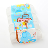 8条装 婴儿吸汗巾纯棉儿童垫背巾幼儿园加大6层宝宝隔汗巾0-3-8岁 9.99元