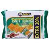 新低:茱蒂丝 奶油苏打饼干 250克+赠50克 马来西亚进口(还可叠加88-10优惠券) 6元