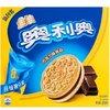 奥利奥Oreo早餐休闲零食蛋糕糕点金装巧克力味夹心饼干388g 11.25元