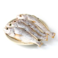品鲜大道 墨西哥小黄鱼(2-4条)600g 袋装