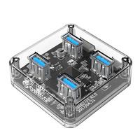 ORICO 奥睿科 USB3.0 OTG集线器 脱机充电HUB