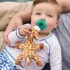 Wubbanub 婴儿长颈鹿安抚奶嘴  毛绒玩具 $10.95可凑单包直邮(需用码,约¥72)