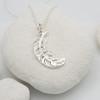 Lily charmed 925银 银色羽毛项链 194.25元