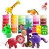 培培乐(PEIPEILE)36色超轻粘土 彩泥 橡皮泥玩具儿童节礼物 15元