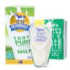 澳大利亚 进口牛奶 德运 (Devondale )脱脂牛奶200ml*24整箱装 69元