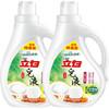 立白 天然皂液 (含椰子油精华)双瓶特惠装 2.1kg*2瓶 58.9元,可凑单119-20