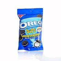 OREO 奥利奥 迷你奶油夹心饼干 65g*2袋