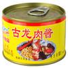 古龙食品 肉罐头 下饭菜 肉酱180g 5.8元