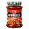 厨邦蒜蓉辣椒酱 调料拌面下饭调味酱佐餐开胃传统正宗香辣酱210g 3.9元