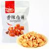 卫龙 休闲零食 香辣卤藕180g/袋 2.9元