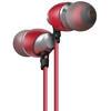 Easeyes 爱易思 E821 线控入耳式金属耳壳音乐耳机 红色 29.9元包邮