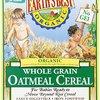 Earth's Best 地球最好 Organic Whole Grain有机高铁燕麦米 $30.24(约201.11元)