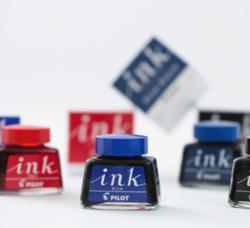 PILOT 百乐 INK-30 非碳素墨水 30ml 黑色