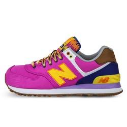 new balance 574系列 女款复古休闲鞋