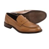 限尺码:a.testoni 铁师东尼 BASIC Leather Penny 男士乐福鞋