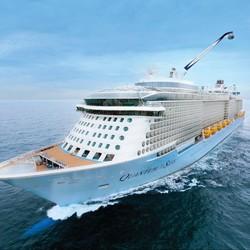 皇家加勒比 海洋量子号 上海出发日本航线