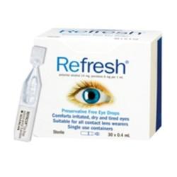 Refresh 抗疲劳滴眼液 0.4ml*30支