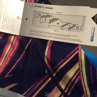 CW-X Stabilyx 压缩长裤 压缩裤 跑步紧身裤 限量款紫色熔岩