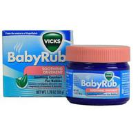 Vicks 维克斯 婴幼儿止咳通鼻膏 50g