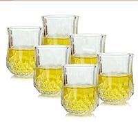 SURANER 舒拉娜 钻石玻璃杯 6个装