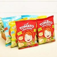 临期品:咪米咕 田园蔬菜薯片 30g*6包