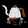 Bonavita pro Brewista  细长嘴手冲咖啡壶  珍珠白 600ml 带控温加热底座 689元包邮(需用码)