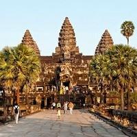 春秋航空 上海直飞柬埔寨暹粒5/6天往返含税