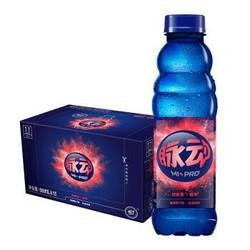 脉动(Mizone)炽能量运动饮料蜜桃橙子味500ml *15瓶 整箱