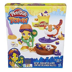 Hasbro 孩之宝 Play-Doh 培乐多彩泥 城市系列 可爱宠物 小镇的兽医 B5974