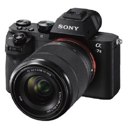 索尼(SONY) ILCE-7M2K 全画幅微单单镜标准套机(2430万有效像素 28-70mm镜头 F3.5-5.6 a7M2K/α7M2K)