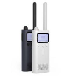 小米米家对讲机 白色 民用迷你手台 位置共享 FM收音机