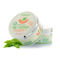 wakodo 和光堂 纯植物性婴儿爽身粉 120g*2件