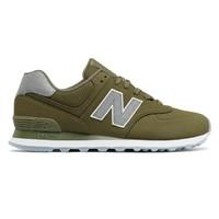 限尺码:new balance ML574 Synthetic 男款休闲运动鞋