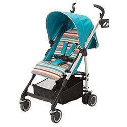 美版Maxi-Cosi 迈可适kaia儿童推车(美国进口,香港直邮)-蓝色(车重约15磅,适用体重4-50磅,约6个月-5岁,可坐可躺,最大150度,可链接Maxi cosi提篮。)