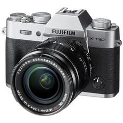 FUJIFILM 富士 X-T20(XF 18-55mm/f2.8-4) 无反相机套机