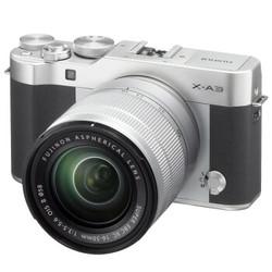 FUJIFILM 富士 X-A3 无反套机(XC 16-50mm f/3.5-5.6)