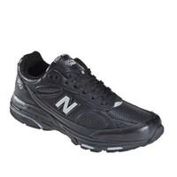 new balance 993系列 MR993LBK 男款总统慢跑鞋