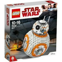 LEGO 乐高 Star Wars 星球大战第八部 75187 BB-8 宇航技工机器人