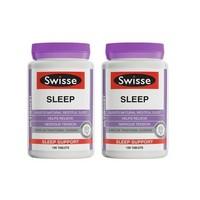 Swisse 纯植物精华睡眠片 2*100片