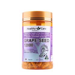Healthy Care 葡萄籽精华胶囊 300粒
