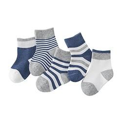 Naturhand 南禾 儿童棉袜 五双套装 多色可选