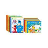 《芝麻街幼儿英语》(预备级和基础级, 共30册)