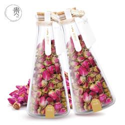 贵茶叶 玫瑰干花 花茶 45g