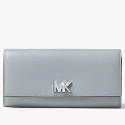 MICHAEL KORS 迈克·科尔斯 Mott 女士真皮大号长钱包